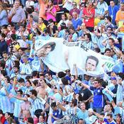 Les Argentins à domicile