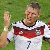 Schweinsteiger finit en sang