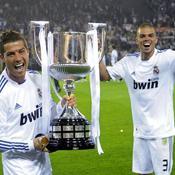 Ronaldo - Pepe Coupe d'Espagne