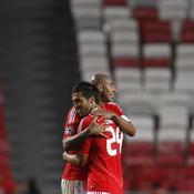 Luisao et Ezequiel Garay