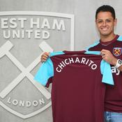 Chicharito, le retour
