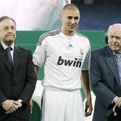Karim Benzema : 35 M€