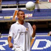 Zinédine Zidane : 75 M€