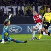 Dortmund-Arsenal But Van Persie