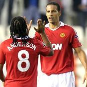 Ferdinand et MU