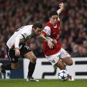 Arsenal-Donetsk Nasri