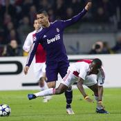Ajax-Madrid, Ronaldo