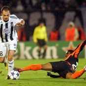 Partizan-Shakhtar Donetsk
