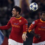 Roma-Bayern, Borriello