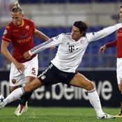 Roma-Bayern, Gomez-Mexès