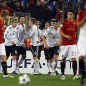 Roma-Bayern, joie Bayern