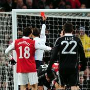 Arsenal-Partizan, Sagna