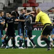Benfica-Schalke Joie Allemands