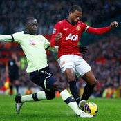 Patrice Evra (Manchester United) - Papiss Cisse (Newcastle)