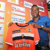 Alain Traoré à Lorient
