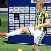 Dirk Kuyt à Fenerbahçe