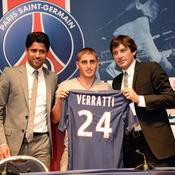 Marco Verratti au PSG