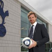 Villas-Boas, entraîneur de Tottenham