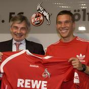 Cologne, Lukas Podolski