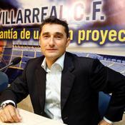 Ernesto Valverde, Villarreal