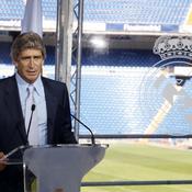 Manuel Pellegrini-Real Madrid