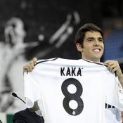 Real Madrid, Présentation Kaka