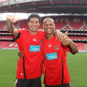 Shaffer - Patric Benfica Lisbonne