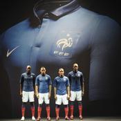 Nike, maillot équipe de France