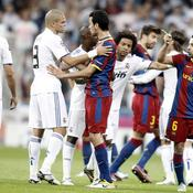Ligue des Champions, Real Madrid-FC Barcelone