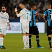 Décembre 2017 : Real Madrid- Grêmio 1-0