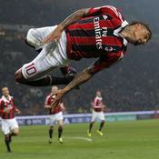 Milan-Lazio : Boateng