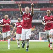 Arsenal : Podolski