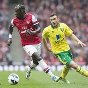 Arsenal : Sagna