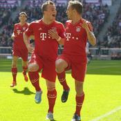 Bayern : Joie