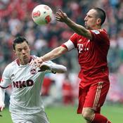 Bayern : Ribéry