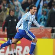 Carlos Tevez (Argentine)