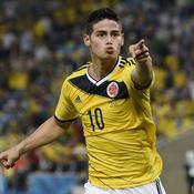 James Rodriguez (Colombie)