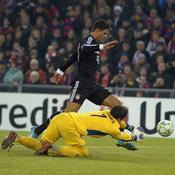 Bâle-Bayern Gomez
