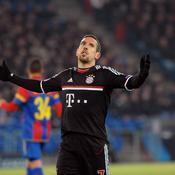 Bâle-Bayern Ribéry