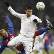 CSKA-Real Ronaldo