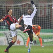 Milan AC - Tottenahm