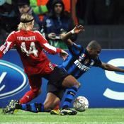 Inter Milan - Bayern Munich : Samuel Eto'o