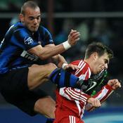 Inter Milan - Bayern Munich : Wesley Sneijder