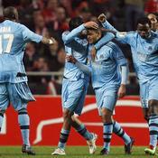 Benfica-Marseille, But