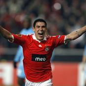 Benfica-Marseille, Maxi Pereira