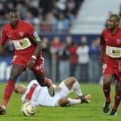 Dijon-PSG, Sankharé