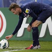 Beckham corner