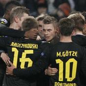 Egalisation Dortmund