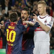 Messi-Villa