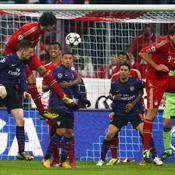 Bayern-Arsenal, Koscielny